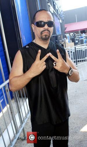 Ice-t and Rock The Bells Concert