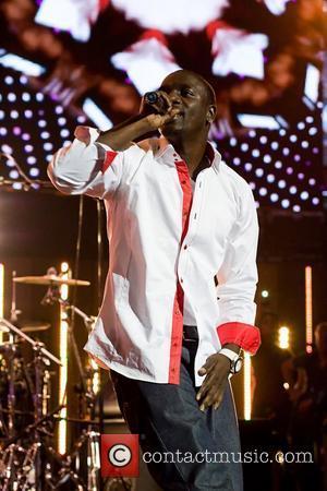 Akon Orange RockCorps concert at Royal Albert Hall London, England - 25.09.09