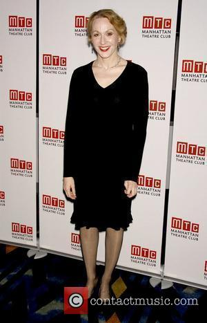 Jan Maxwell Opening Night after party for the Broadway play 'The Royal Family' held at Planet Hollywood - Press Room...
