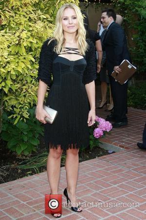 Kristen Bell and Saturn Awards