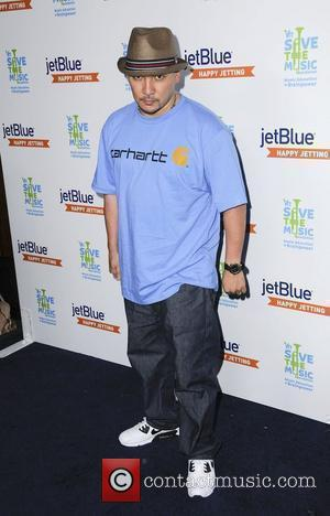 DJ Mix Master Mike JetBlue and VH1 launch Save the Music at My House - Arrivals  Hollywood, California -...