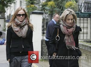 Stella McCartney and Emily Maitlis