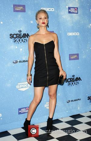 Kaley Cuoco Spike TV's 2009 Scream Awards held at the Greek Theatre - Arrivals Los Angeles, California - 17.10.09