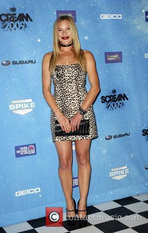 Katee Sackhoff Spike TV's 2009 Scream Awards held at the Greek Theatre - Arrivals Los Angeles, California - 17.10.09
