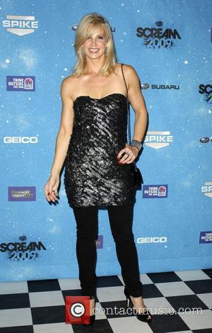 Monica Potter Spike TV's 2009 Scream Awards held at the Greek Theatre - Arrivals Los Angeles, California - 17.10.09