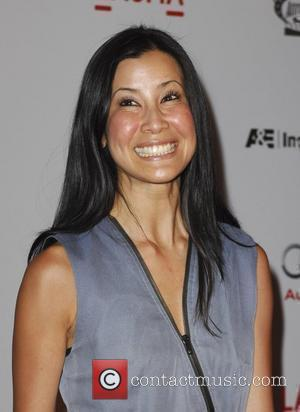 Lisa Ling arrives at the special screening of 'The September Issue' at the Los Angeles County Museum of Art Los...