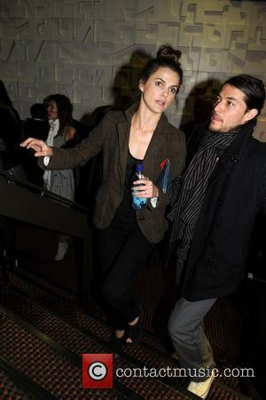 Keri Russell and Her Husband Shane Deary