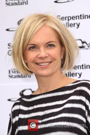 Mariella Frostrup and Serpentine Gallery