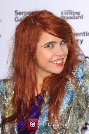 Paloma Faith The Serpentine Gallery Summer Party at The Serpentine Gallery  London, England - 09.07.09