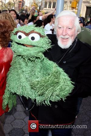Caroll Spinney and Sesame Street