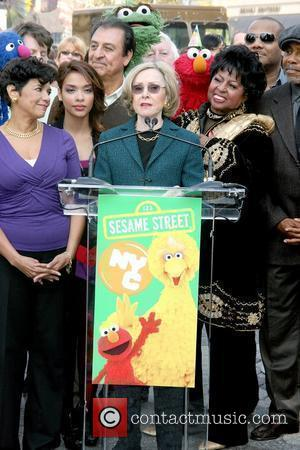 Sesame Street Stars Rally Against Broadcast Spending Cuts