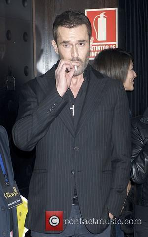 Rupert Everett  attends the 'Shangay Awards 2009'  Madrid, Spain - 30.11.09