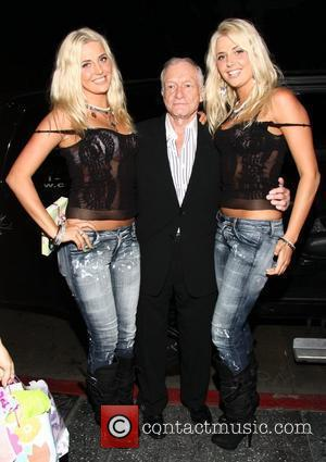 Karissa Shannon, Hugh Hefner and Playboy