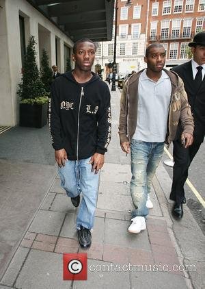 Shaun Wright-Phillips outside his hotel London, England - 20.10.09