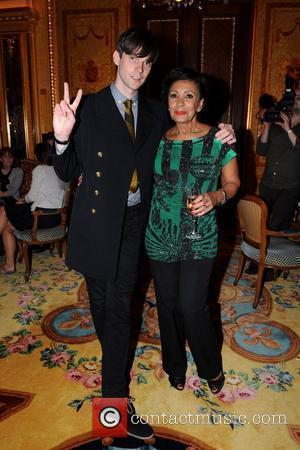 Nick Hodgson and Shirley Bassey