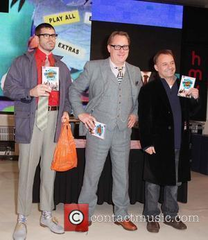 Vic Reeves and Bob Mortimer With Special Guest Angelos Epithemiou