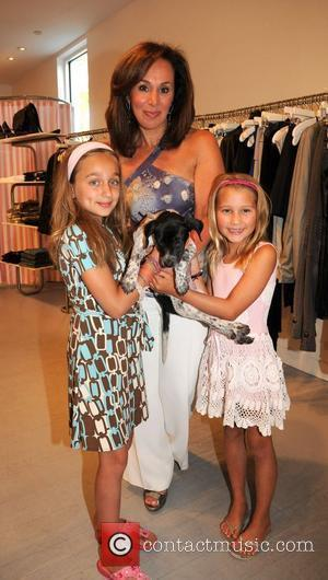 Rosanna Scotto and her children Beth Stern hosts a Shopping Event at Intermix Southampton Benefiting North Shore Animal League America...