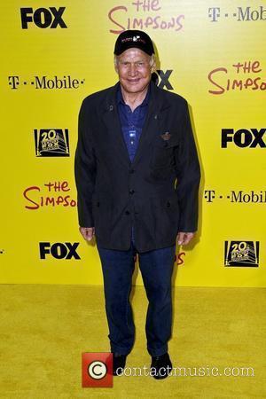 Buzz Aldren and The Simpsons