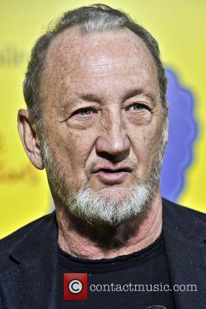 Robert Englund at the Simpsons Treehouse Of Terror and 20th anniversary party held at the Barker hangar in Santa Monica...