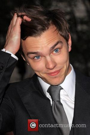 Nicholas Hoult Premiere of 'A Single Man' Times BFI 53rd London Film Festival at the Vue West End London, England...