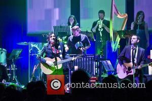 Snow Patrol performing live at the Royal Albert Hall London, England - 24.11.09