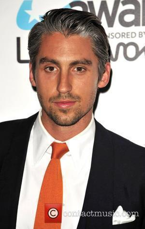 George Lamb The Inside Soap Awards 2009 held at Sketch London, England - 28.09.09