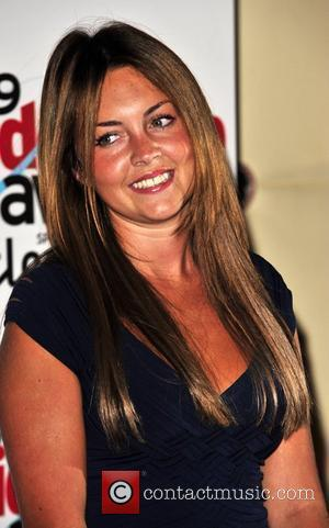 Lacey Turner The Inside Soap Awards 2009 held at Sketch London, England - 28.09.09
