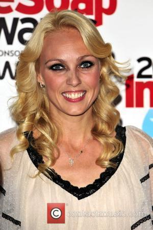 Camilla Dallerup The Inside Soap Awards 2009 held at Sketch London, England - 28.09.09