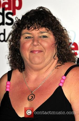 Cheryl Fergison The Inside Soap Awards 2009 held at Sketch London, England - 28.09.09