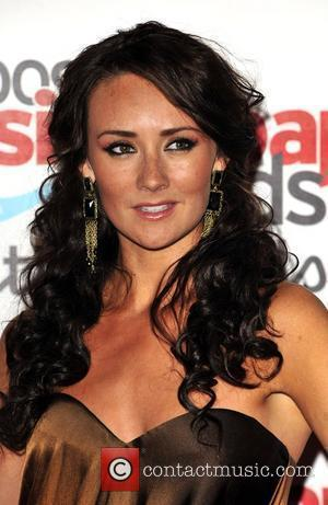 Claire Cooper The Inside Soap Awards 2009 held at Sketch London, England - 28.09.09