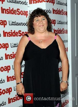 Cheryl Fergison The Inside Soap Awards 2009 held at Sketch - Outside Arrivals London, England - 28.09.09