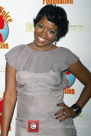 Malinda Williams Cocktails with a Cause benefitting Sophie's Voice Foundation at the Hearst Tower New York City, USA - 14.09.09