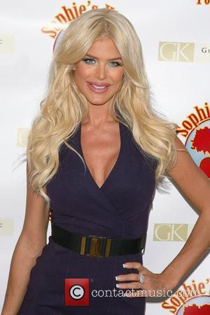 Victoria Silvstedt Cocktails with a Cause benefitting Sophie's Voice Foundation at the Hearst Tower New York City, USA - 14.09.09