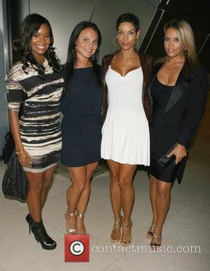 Gabrielle Union, Deirdre Maloney, Nicole Murphy and Tacquira Latouch