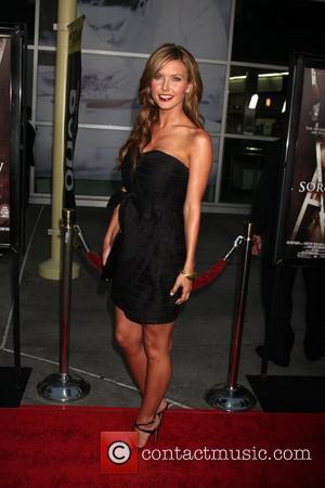 Audrina Patridge Los Angeles Premiere of 'Sorority Row' held at the ArcLight Theatre Hollywood, California - 03.09.09