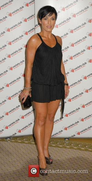Jessie Wallace 'The Sound Of Musicals' tribute show at The Dorchester London, England - 12.07.09