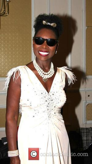 Floella Benjamin Sparks Charity Fashion Show held at the Marriott Hotel London, England - 01.10.09