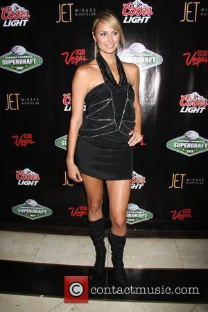 Stacy Keibler Fantasy Football 'Superdraft' 2009 VIP Party Hosted By Stacy Keibler held at the Mirage Hotel and Casino Las...