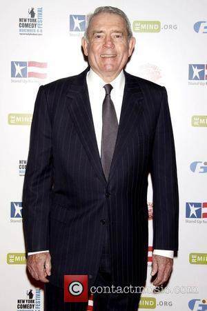 Dan Rather 'Stand Up for Heroes: A Benefit for the Bob Woodruff Foundation' held at Town Hall - Arrivals New...