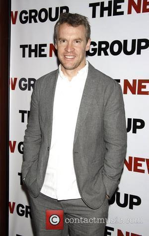 Tate Donovan The cast party for the Off-Broadway play 'The Starry Messenger' held at Montenapo Restaurant. New York City, USA...