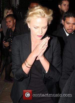 Charlize Theron and Stella Mccartney