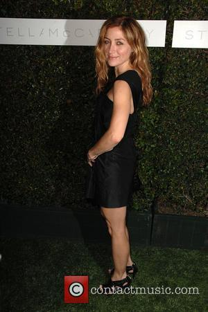 Sasha Alexander Eco garden picnic and screening of 'Home' held at the Stella McCartney boutique Los Angeles, California - 05.06.09