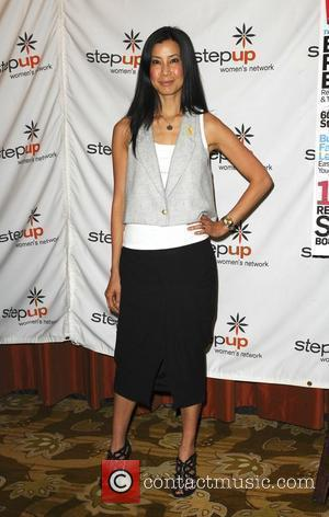 Lisa Ling 2009 Step Up women's network's inspiration awards luncheon held at the Beverly Wilshire hotel  Los Angeles, California...