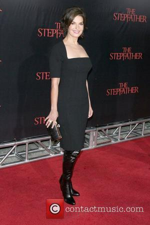 Sela Ward New York premiere of 'The Stepfather' at the SVA theater - arrivals New York City, USA - 12.10.09