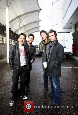 The Stereophonics leave the GMTV studios London, England - 16.11.09