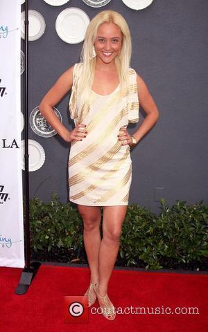 Lauren Mayhew  The Style L.A. Swim & Resort Runway Fashion Show at the Viceroy Hotel,  Santa Monica, California...