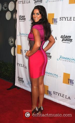 Nadia Bjorlin  The Style L.A. Swim & Resort Runway Fashion Show at the Viceroy Hotel,  Santa Monica, California...