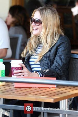 Sunny Mabrey was spotted at Coffee Bean & Tea Leaf with a friend in Beverly Hills Los Angeles, California -...