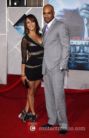 Boris Kodjoe and Nicole Ari Parker