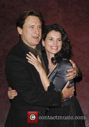 Bill Pullman and Julia Ormond